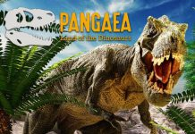 Pangaea Land of the dinosaurs at odysea arizona