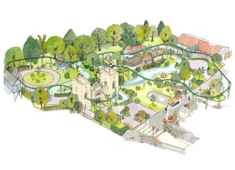 peppa pig world at paultons park expansion plans