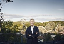 Andreas Andersen of Liseberg and IAAPA