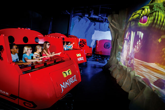 Triotech interactive 5D dark rides scoop a trio of European awards