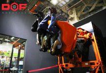 Meet DOF Robotics at the Euro Attractions Show Berlin