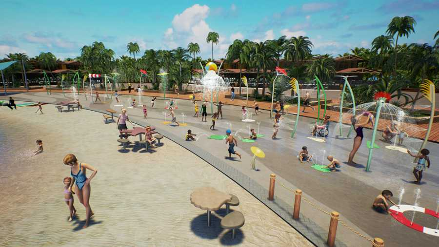 shoreline waterplay solutions