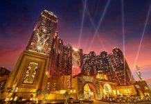 Studio City Macau Picsolve Goddard Group digital image capture