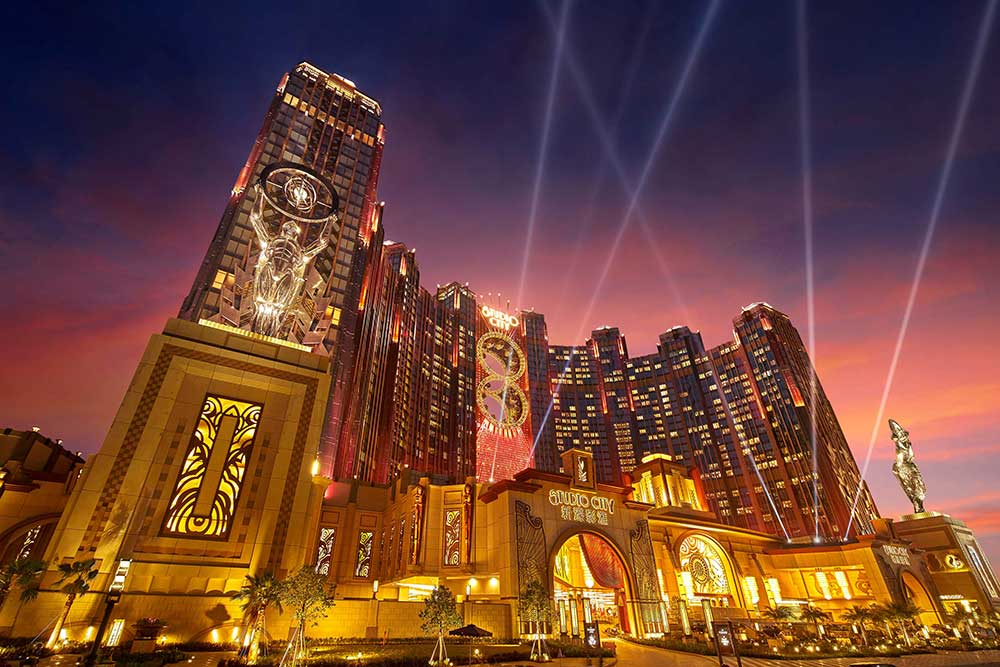 Studio City Macau Picsolve Goddard Group digital image capture