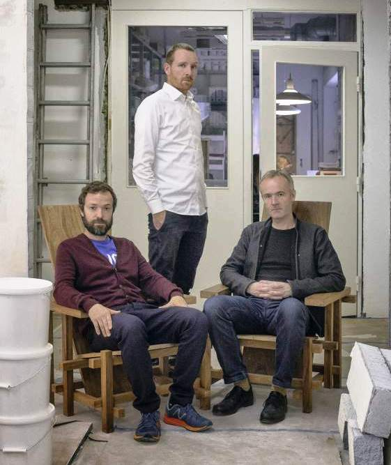 Boys keep swinging: Art trio, Superflex, transforms Tate Modern into playground