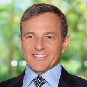 Walt Disney Co. Chief Executive Bob Iger to step down in 2019