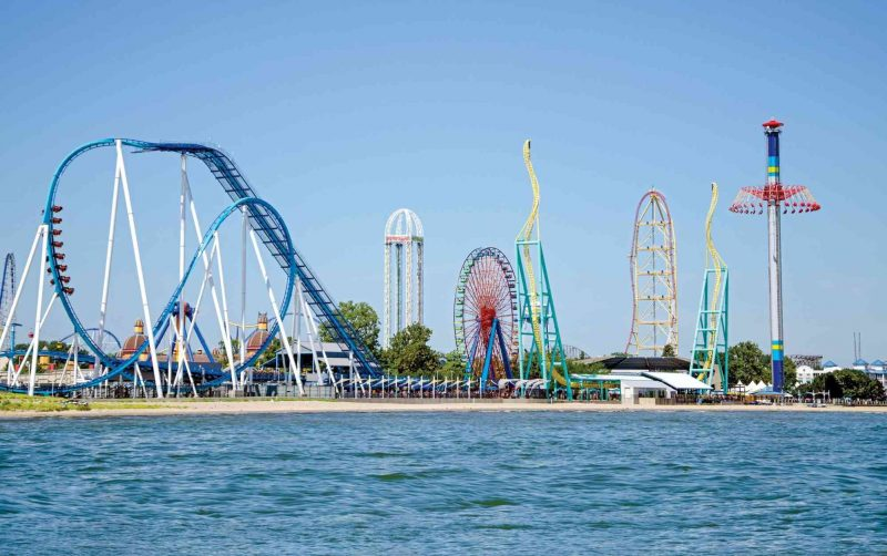 Cedar Point, a Cedar Fair amusement park.