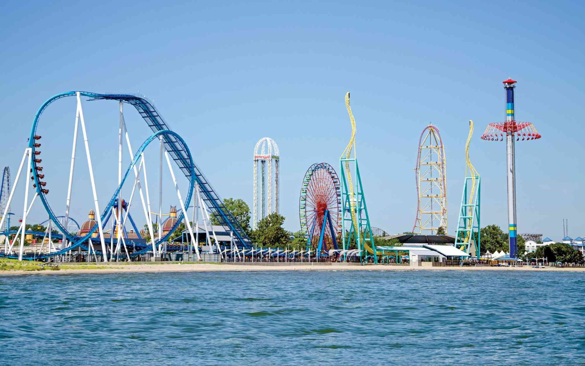 Cedar Fair long term strategy: embrace digital and develop land
