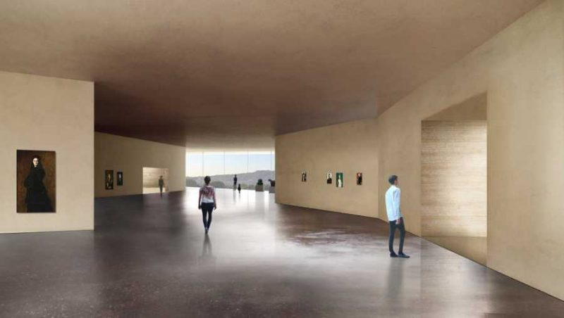 David Geffen gifts $150 million towards new LACMA building