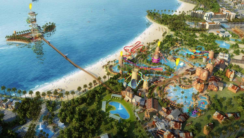 Katara Hospitality launches world-class waterpark and resort project Qetaifan Island North