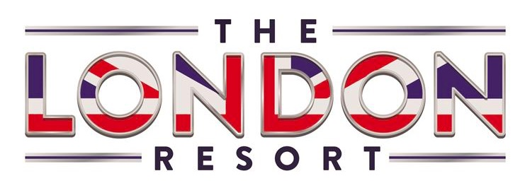 THE LONDON RESORT LOGO kent theme park