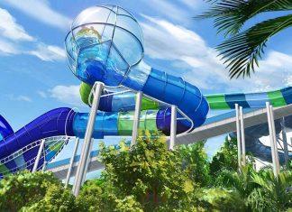 ray rush seaworld aquatica waterpark