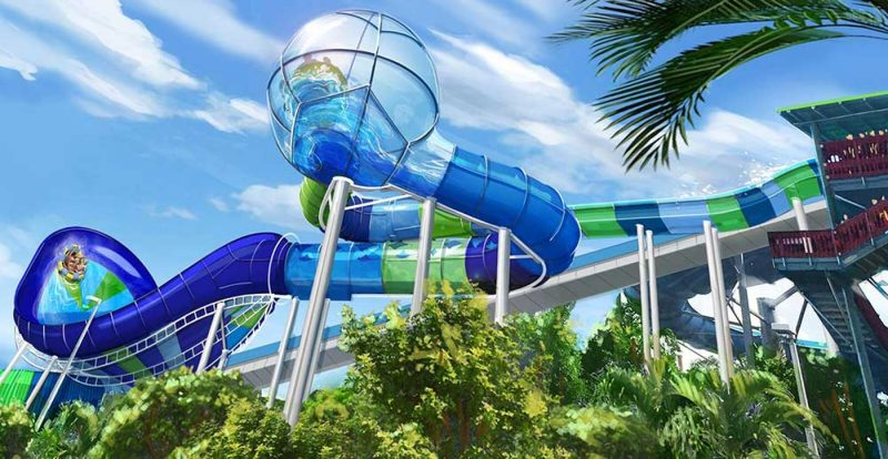 ray rush seaworld aquatica waterpark