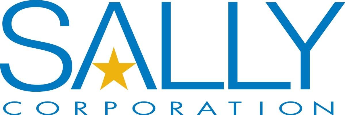 sally corp dark ride company logo