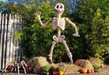 Parc Saint Paul celebrates Halloween with Tema Design by MK Illumination
