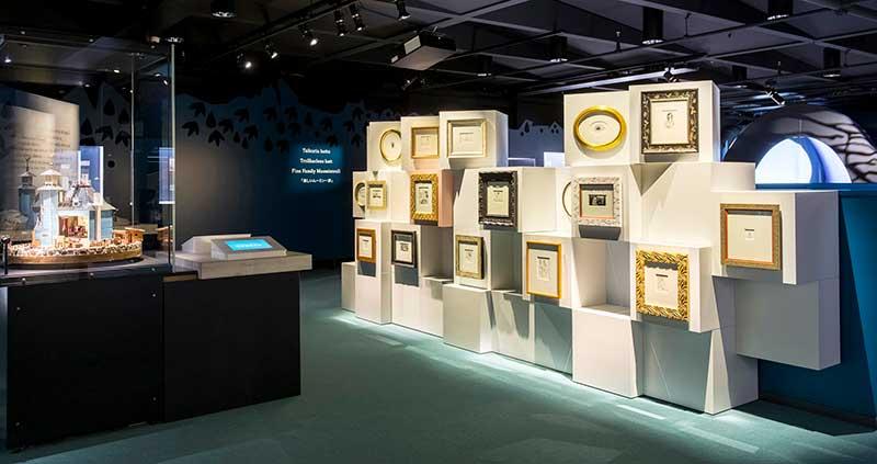 moomin museum frames tove jansson