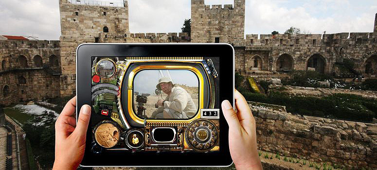 Tower of David Museum reveals virtual reality products