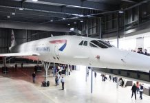 Aerospace Bristol concorde (1)