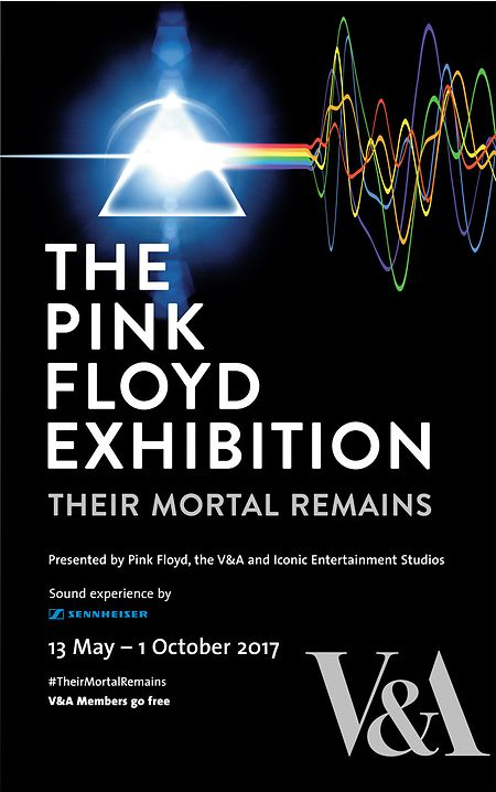 the pink floyd their mortal remains exhition V&A (1)