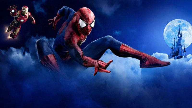 Disneyland Paris announces Marvel Summer of Super Heroes season 2018