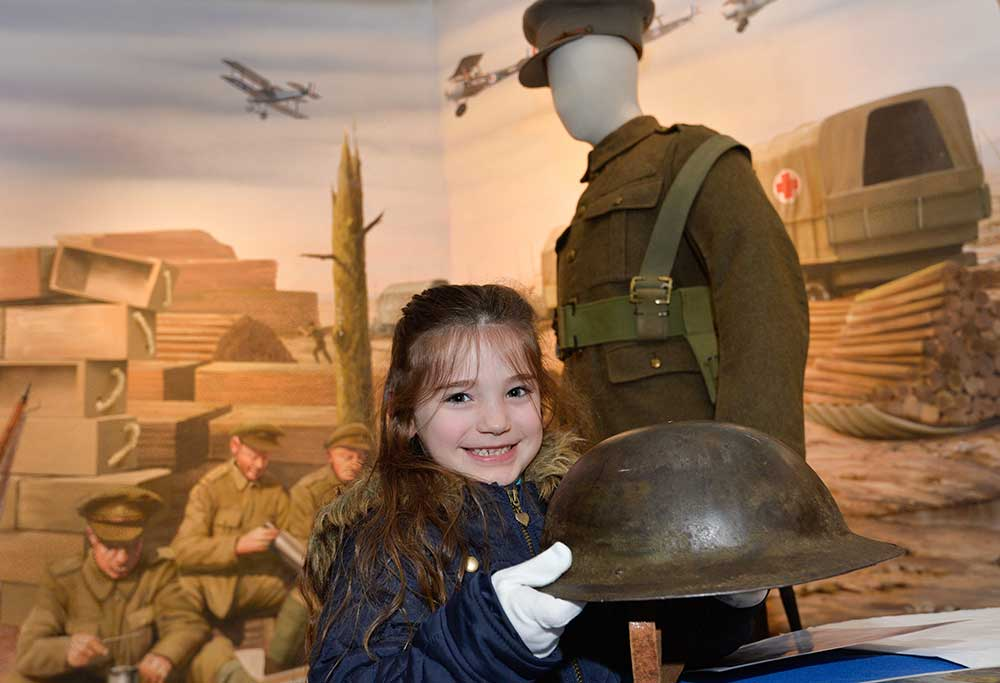 child in the first world war galleries york museum trust