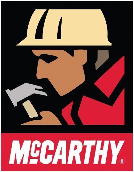 mccarthy logo construction