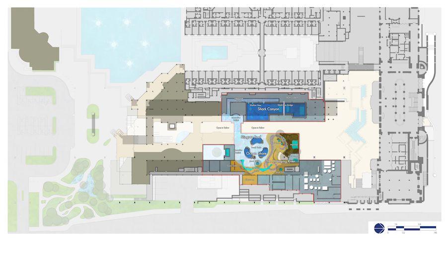 st. louis aquarium floor 2 pgav