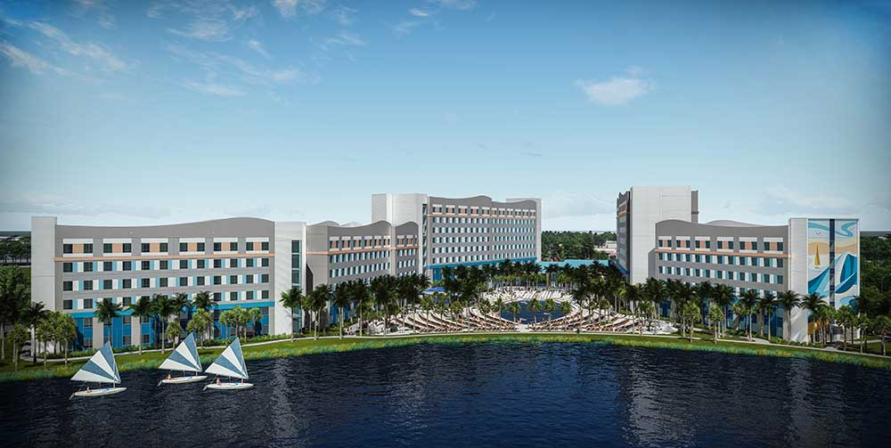 universal orlando adds new value hotels with loews