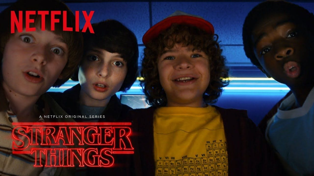 'Stranger Things' Hoodies Demand Crashes Museum's Website