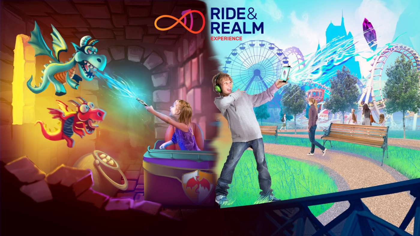 Holovis to unveil next-gen personalised ride concept Ride & Realm at IAAPA Expo
