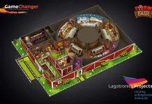 Lagotronics announces US launch of Farm Fair GameChanger ride concept at IAAPA Expo