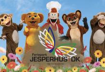 Jesperhus Denmark Tema Design by MK Illuminations
