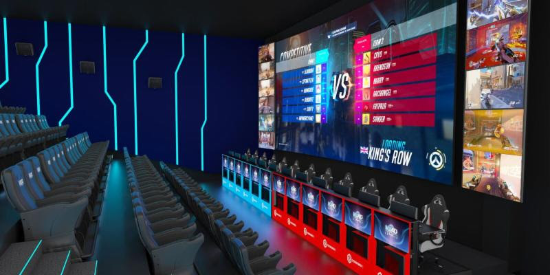 hollywood esports esports-hybrid MediaMation, Inc. (MMI) mx4d esports flying theatre