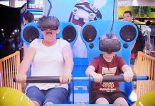 helix leisure lai games rabbids virtual riders iaapa