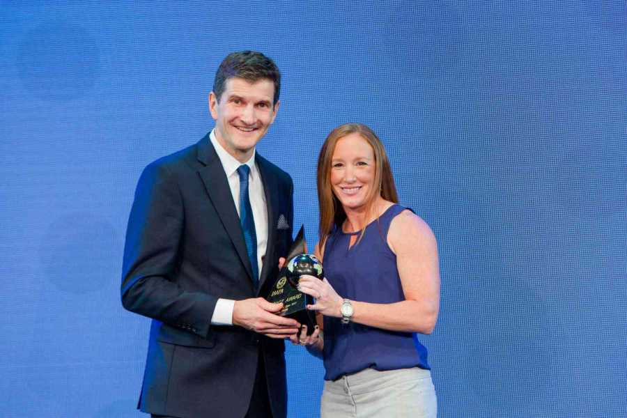 accesso Prism wearable technology wins coveted IAAPA Impact Award