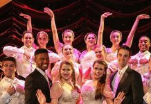 RWS wins IAAPA Brass Ring Award for Best Theatrical Production dance