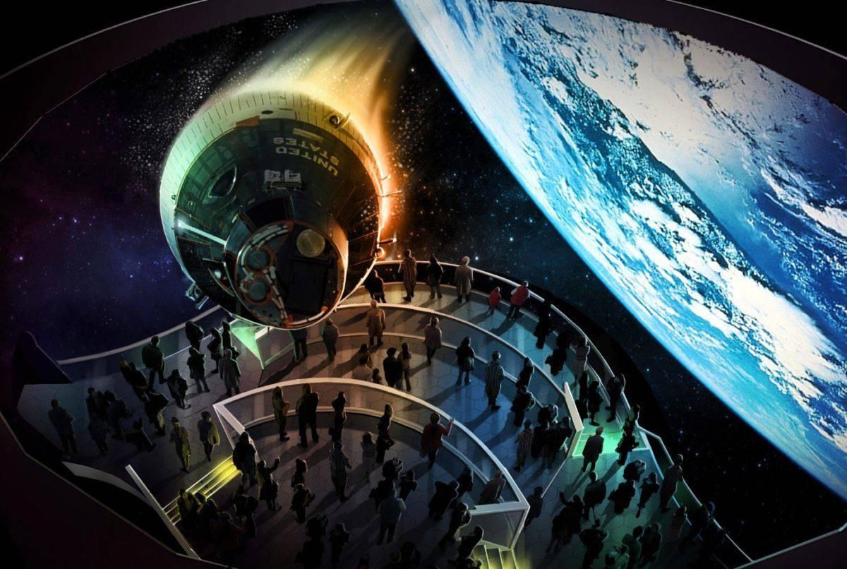 satellite around earth 7th sense next-gen media solutions