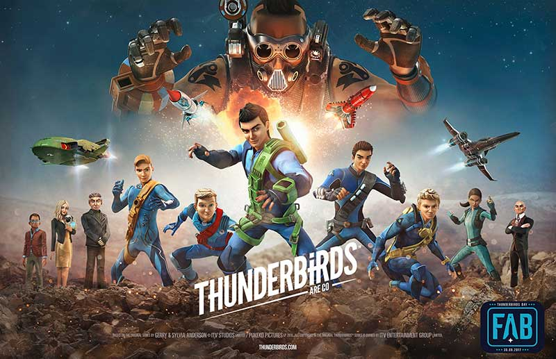 thunderbirds are go from pukeko pictures