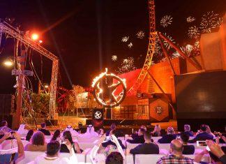 Holovis' 3D Panem Aerial Tour attraction opens at Lionsgate Zone, MOTIONGATE™ Dubai