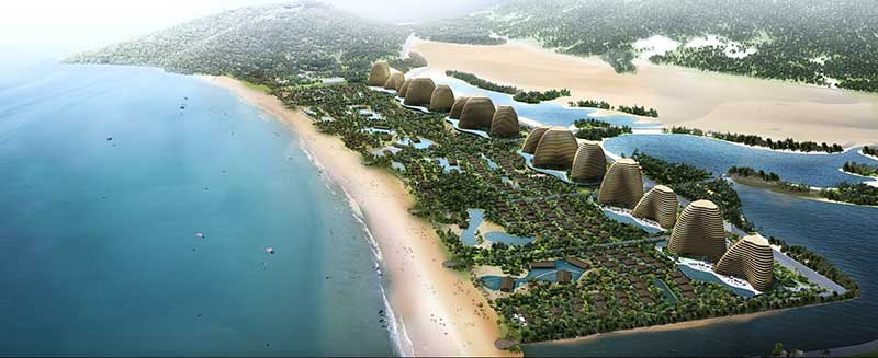 Mui Dinh Eco Resort Chapman Taylor