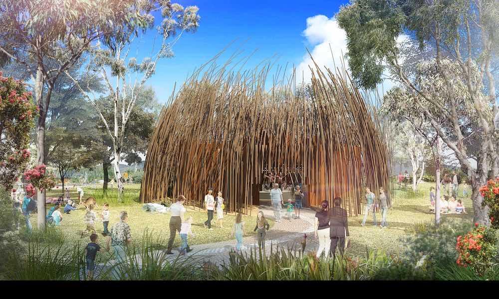 Pavilion cleland wildlife park adelaide Lang Kwai Fong Group master plan (1)
