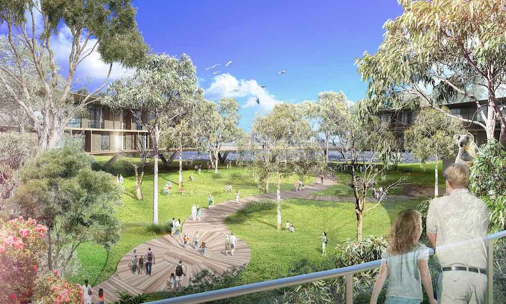IKCE Accommodation cleland wildlife park adelaide Lang Kwai Fong Group master plan (1)
