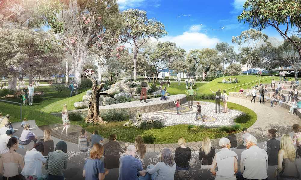 Amphitheatre cleland wildlife park adelaide LKF Group master