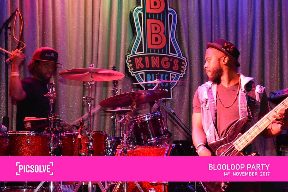 live band bb kings iaapa expo 2017