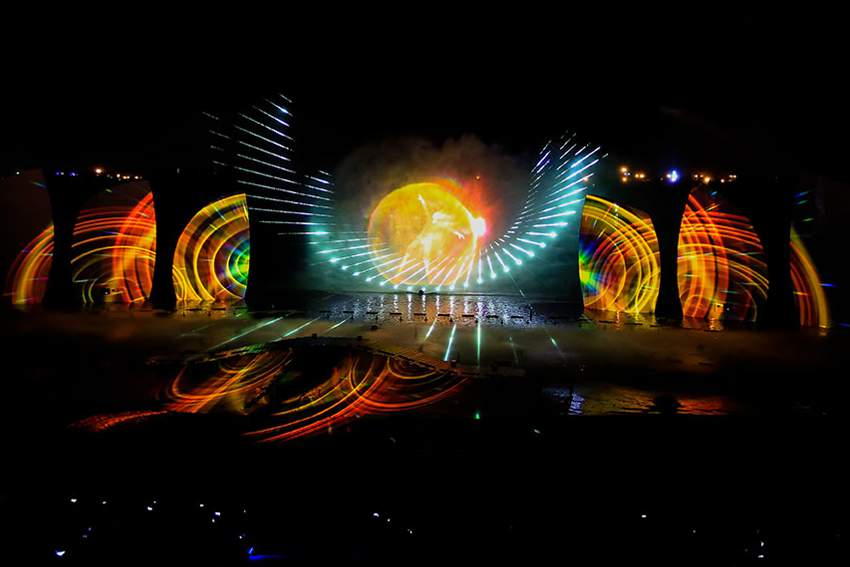 Major awards for ECA2 spectaculars Eastern Sunrise and Budapest's FINA opening ceremony