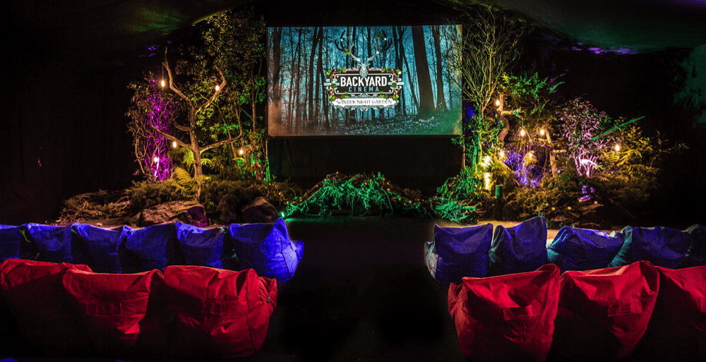 backyard cinema winterville