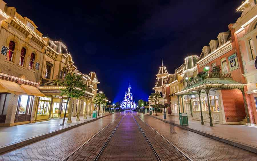 street lights disney design immersive worlds