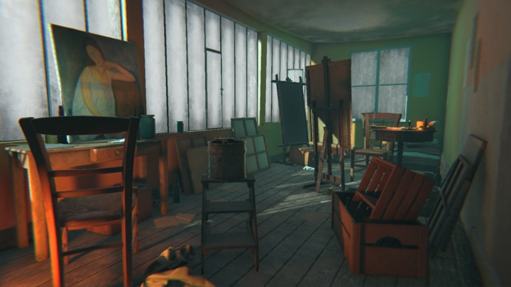 HTC Vive powers virtual reality (VR) experiences at Royal Academy and Tate Modern