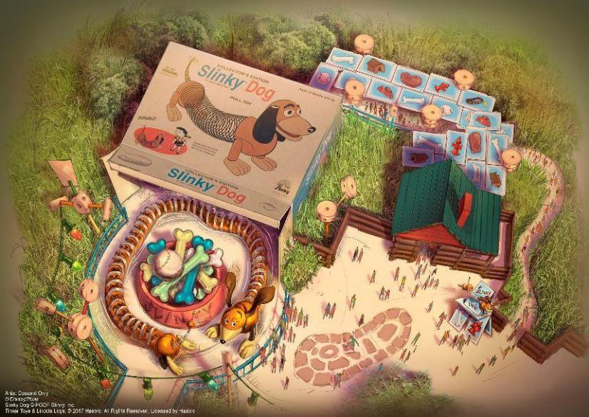 Shanghai Disneyland expansion: Disney Toy Story Land unveiled
