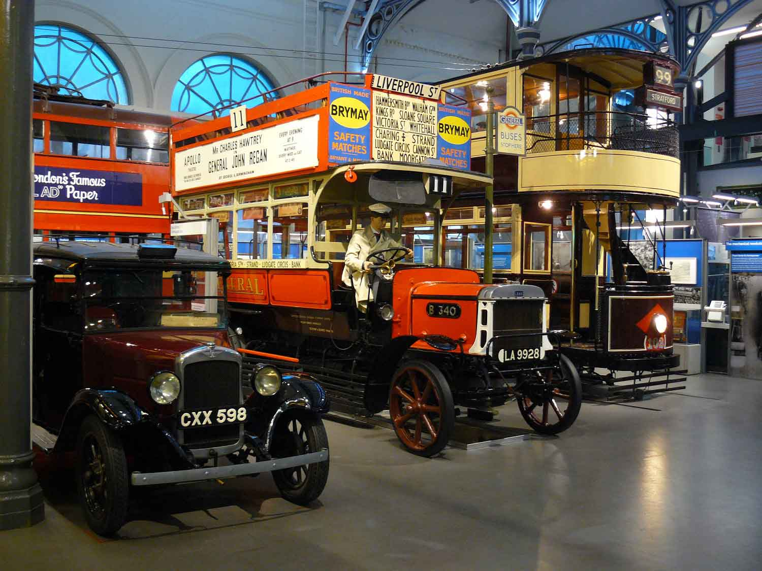 buses london transport museum ltm
